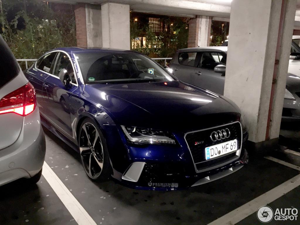 Audi RS7 Sportback - 19 November 2015 - Autogespot