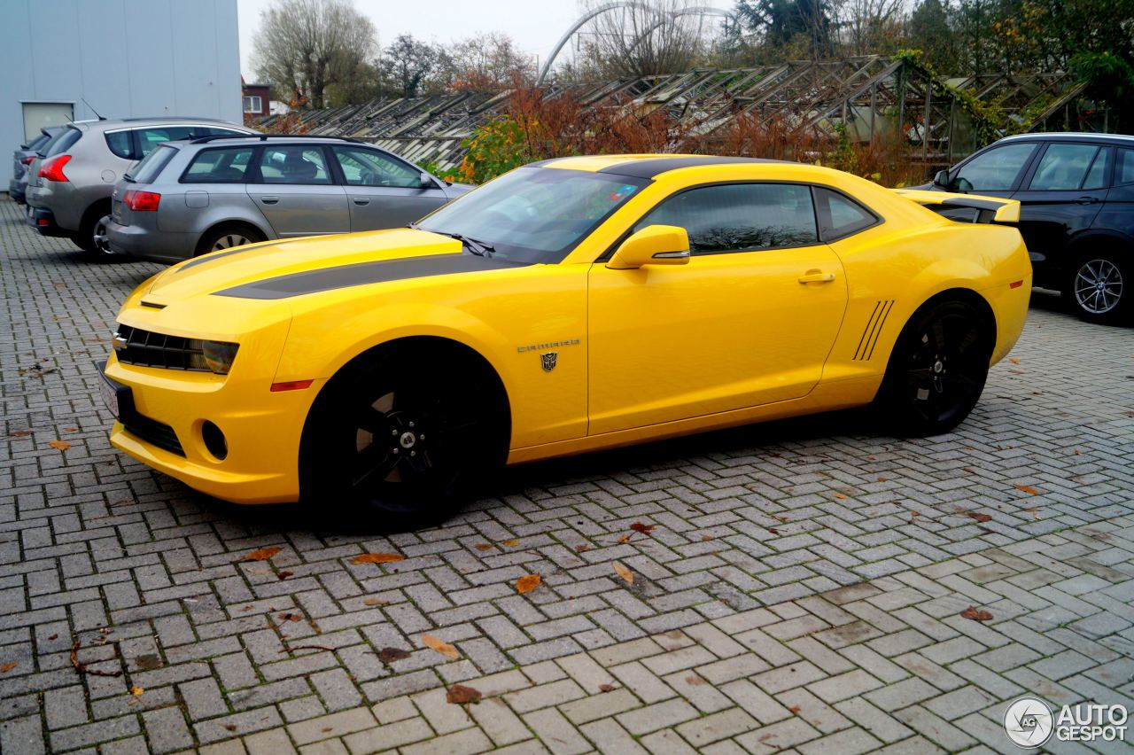 chevrolet camaro ss transformers edition 2012 21 november 2015. Cars Review. Best American Auto & Cars Review