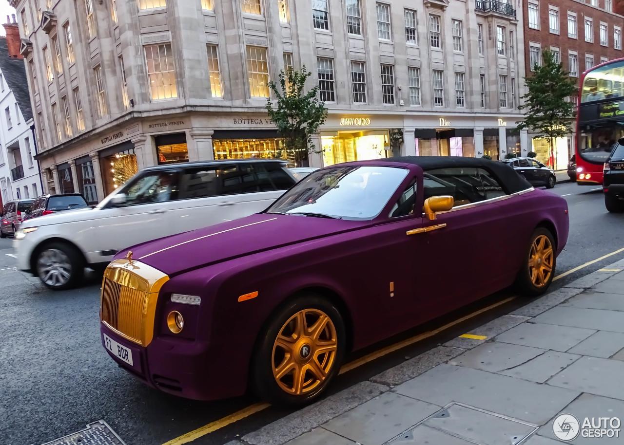 Rolls-Royce Phantom Drophead Coupé - 21 November 2015 ...