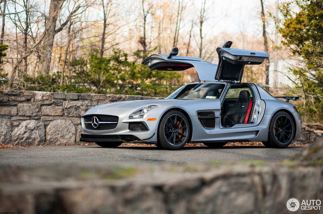 mercedes benz sls amg black series 22 november 2015 autogespot. Cars Review. Best American Auto & Cars Review