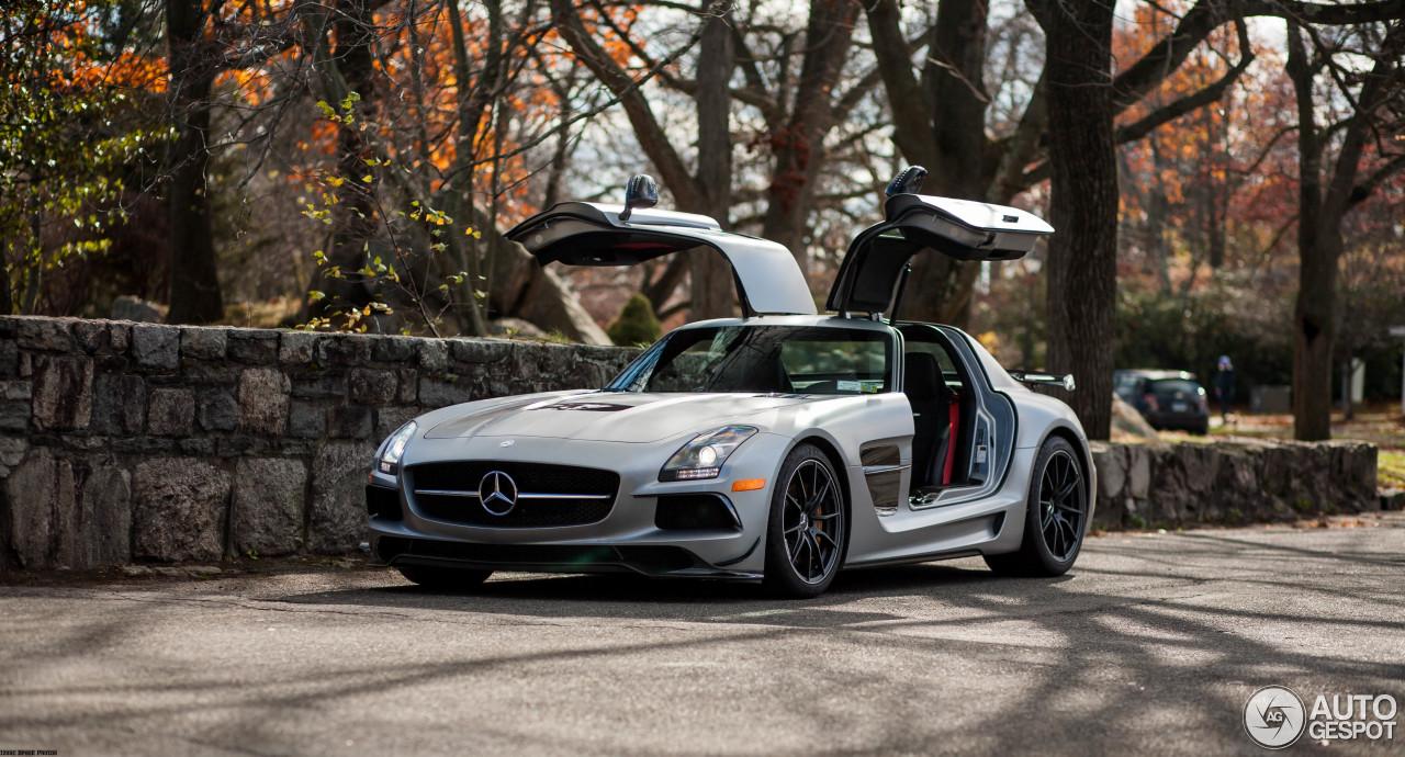 Mercedes Benz Sls Amg Black Series 22 Novembre 2015