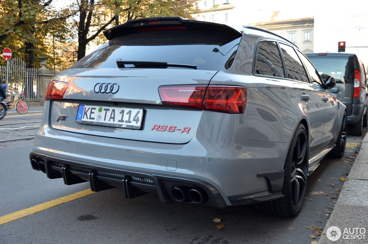 audi abt rs6 r avant c7 2015 23 november 2015 autogespot. Black Bedroom Furniture Sets. Home Design Ideas