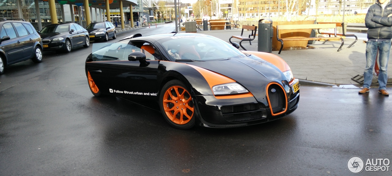 bugatti veyron 16 4 grand sport vitesse world record car edition 23 novembe. Black Bedroom Furniture Sets. Home Design Ideas