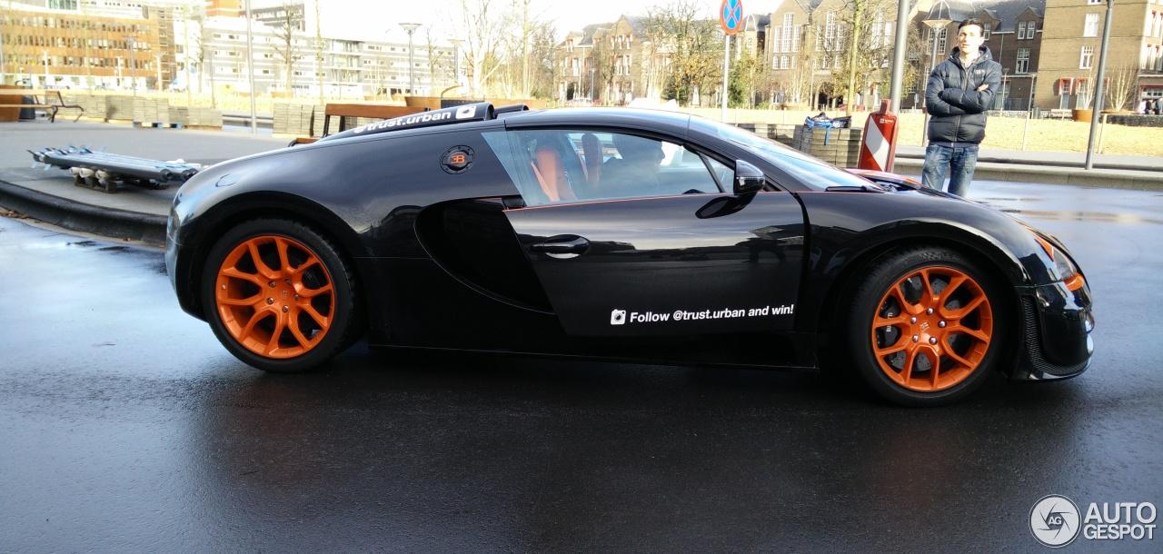 bugatti veyron 16 4 grand sport vitesse world record car edition 23 novembe. Black Bedroom Furniture Sets. Home Design Ideas