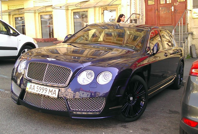 Bentley Mansory Continental Flying Spur Speed