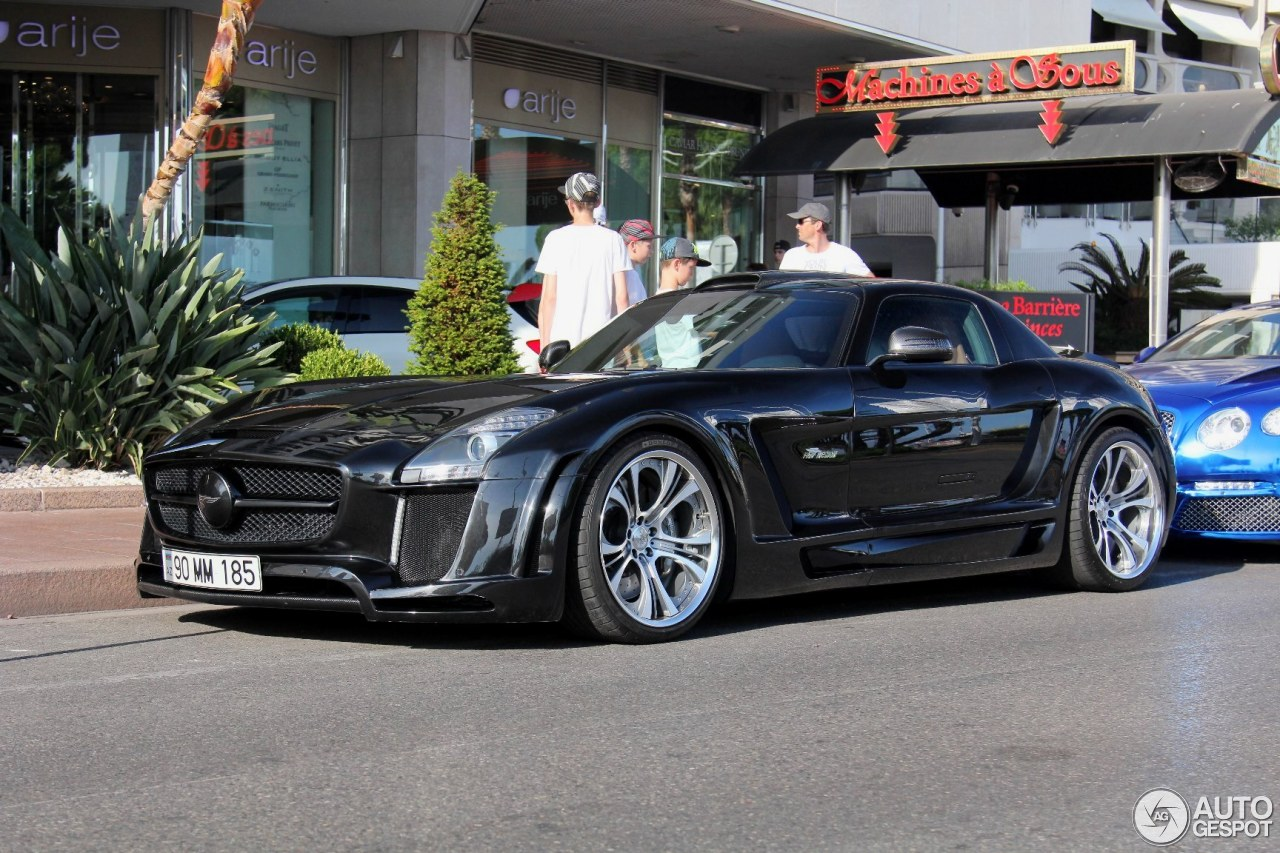 Mercedes benz fab design sls amg gullstream 24 november for Silverlit mercedes benz sls amg