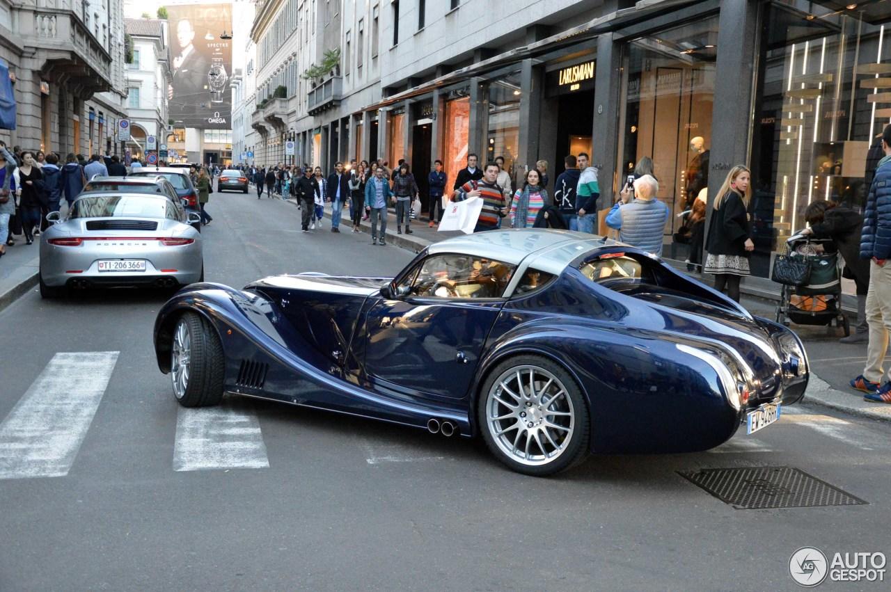 Morgan coupe aero