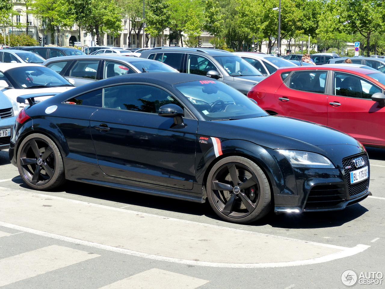 Audi Apr Tt Rs 25 November 2015 Autogespot