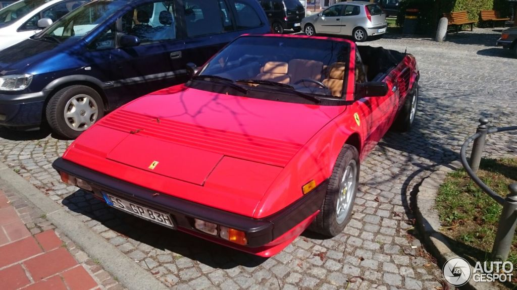 ferrari mondial 8 25 november 2015 autogespot. Black Bedroom Furniture Sets. Home Design Ideas