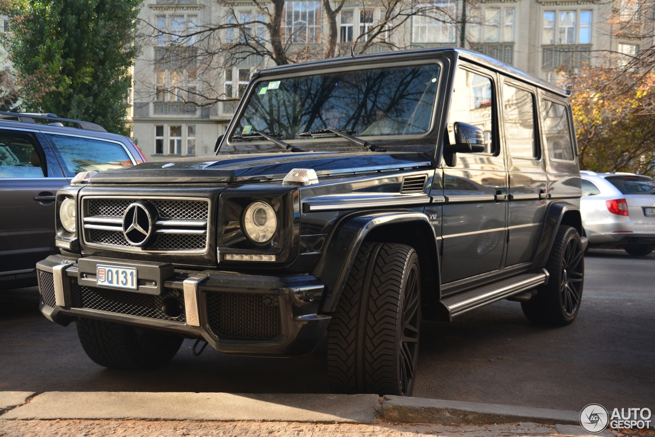 Mercedes benz g 65 amg 25 november 2015 autogespot for Mercedes benz g 65 amg