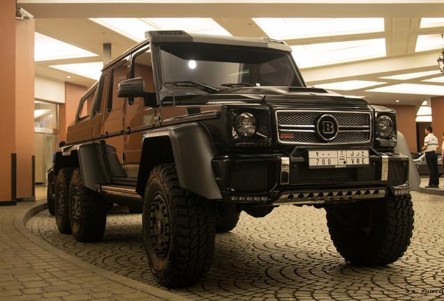 Mercedes-Benz Brabus B63S 700 6x6