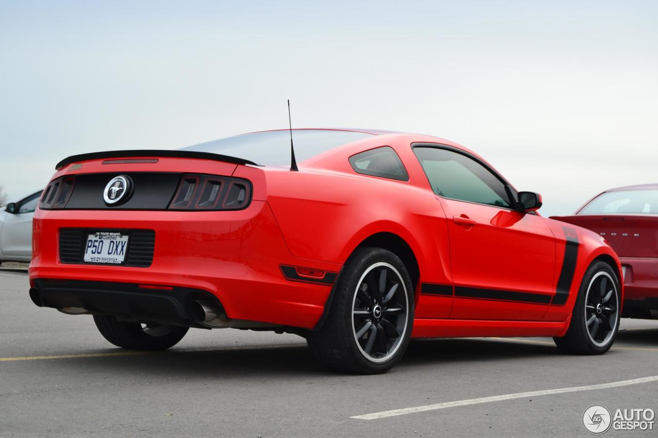Ford Mustang Boss 302 2013 26 November 2015 Autogespot