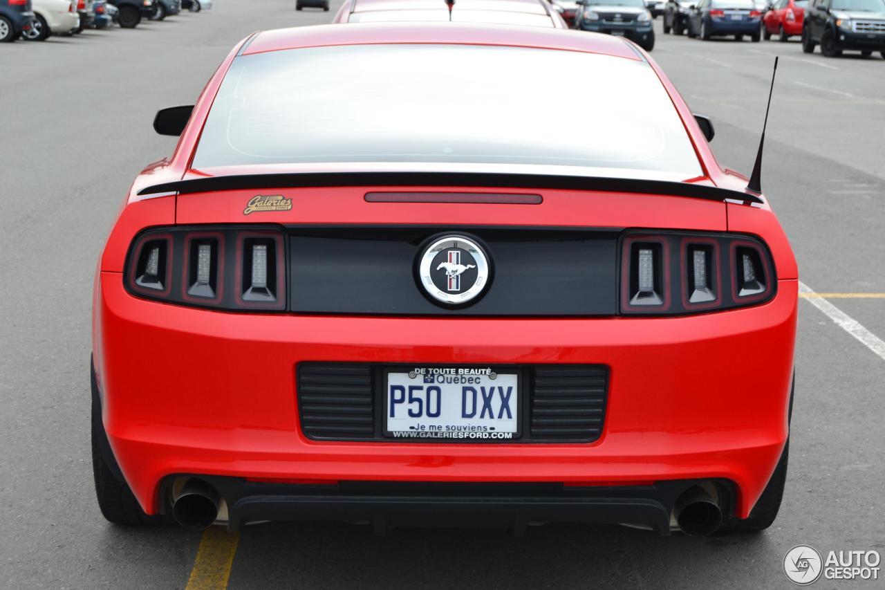 Ford Mustang Boss 302 2013 26 November 2015 Autogespot