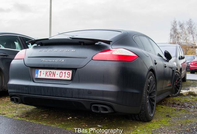 Porsche Panamera GTS 13 Limited Edition