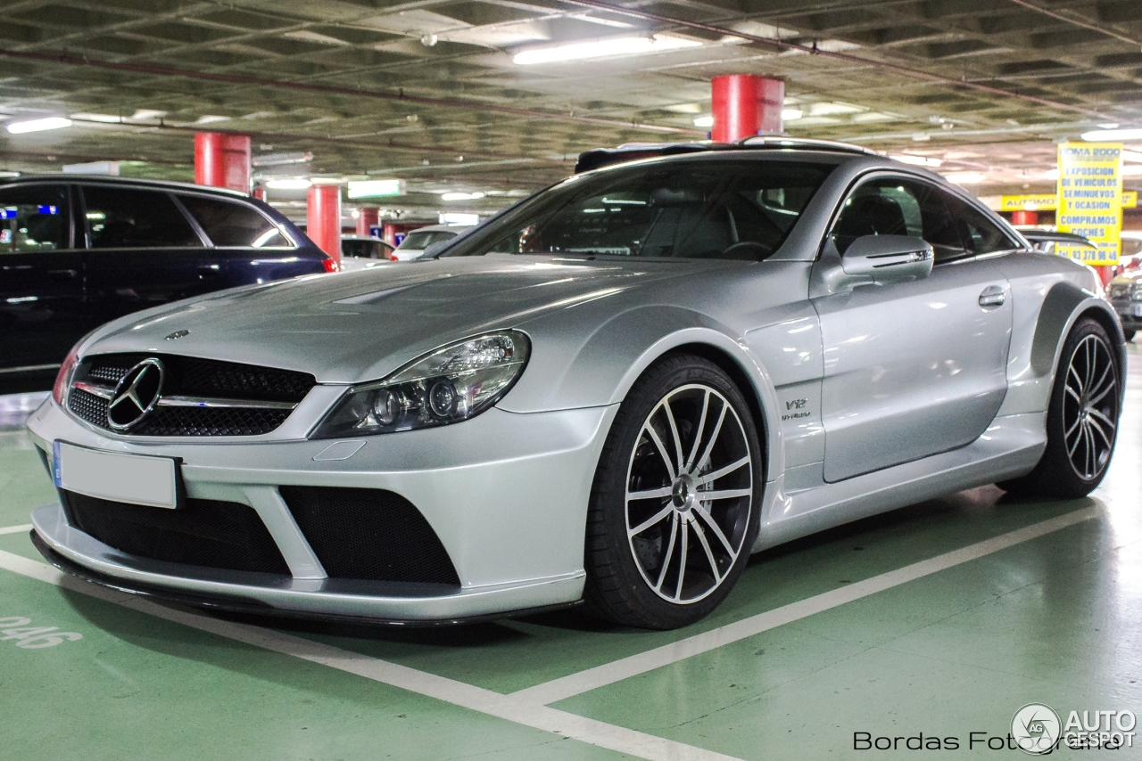 mercedes benz sl 65 amg black series 28 november 2015 autogespot. Black Bedroom Furniture Sets. Home Design Ideas