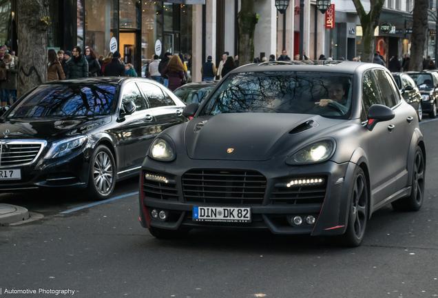 Porsche Cayenne Techart Magnum 2011