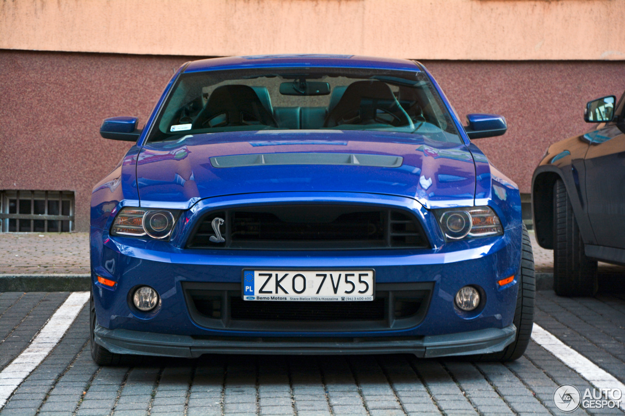 ford mustang shelby gt500 2013 - 1 december 2015 - autogespot