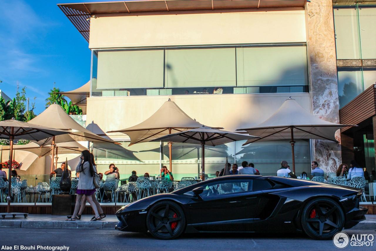 Lamborghini Aventador Lp700 4 Roadster 1 December 2015