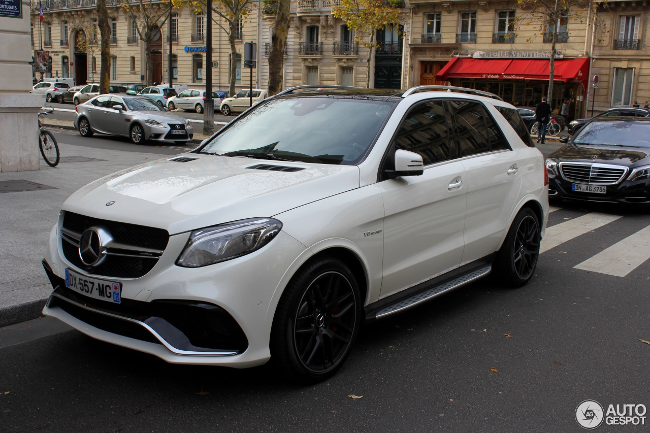 mercedes amg gle 63 s 3 dcembre 2015 autogespot. Black Bedroom Furniture Sets. Home Design Ideas