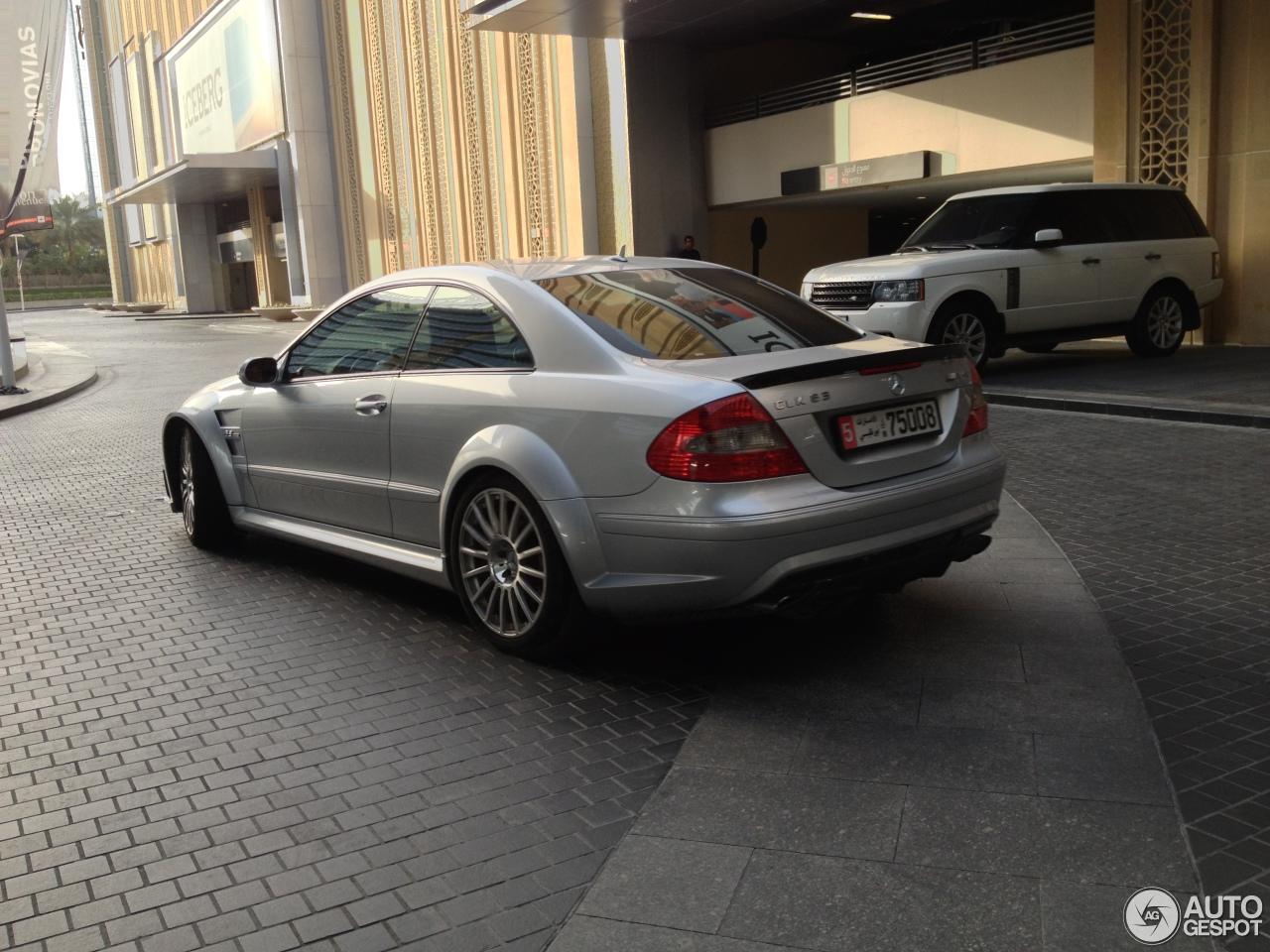 Mercedes benz clk 63 amg black series 3 dcembre 2015 for Mercedes benz 3 series