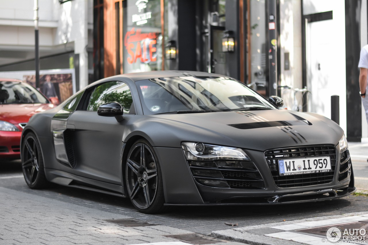 audi r8 prior design 5 december 2015 autogespot. Black Bedroom Furniture Sets. Home Design Ideas