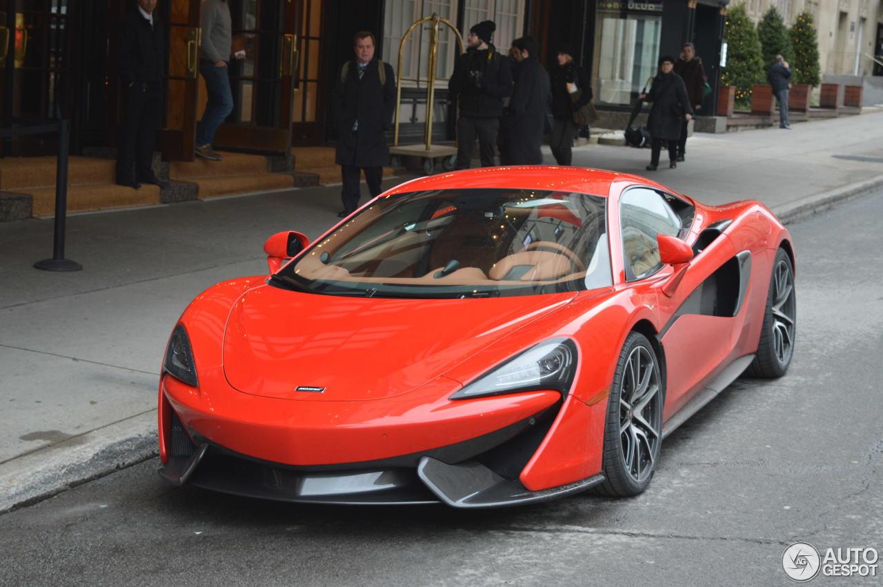 Beautiful McLaren 570S 6
