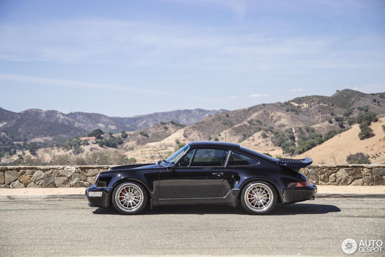 Porsche 964 Turbo S Package 6 December 2015 Autogespot