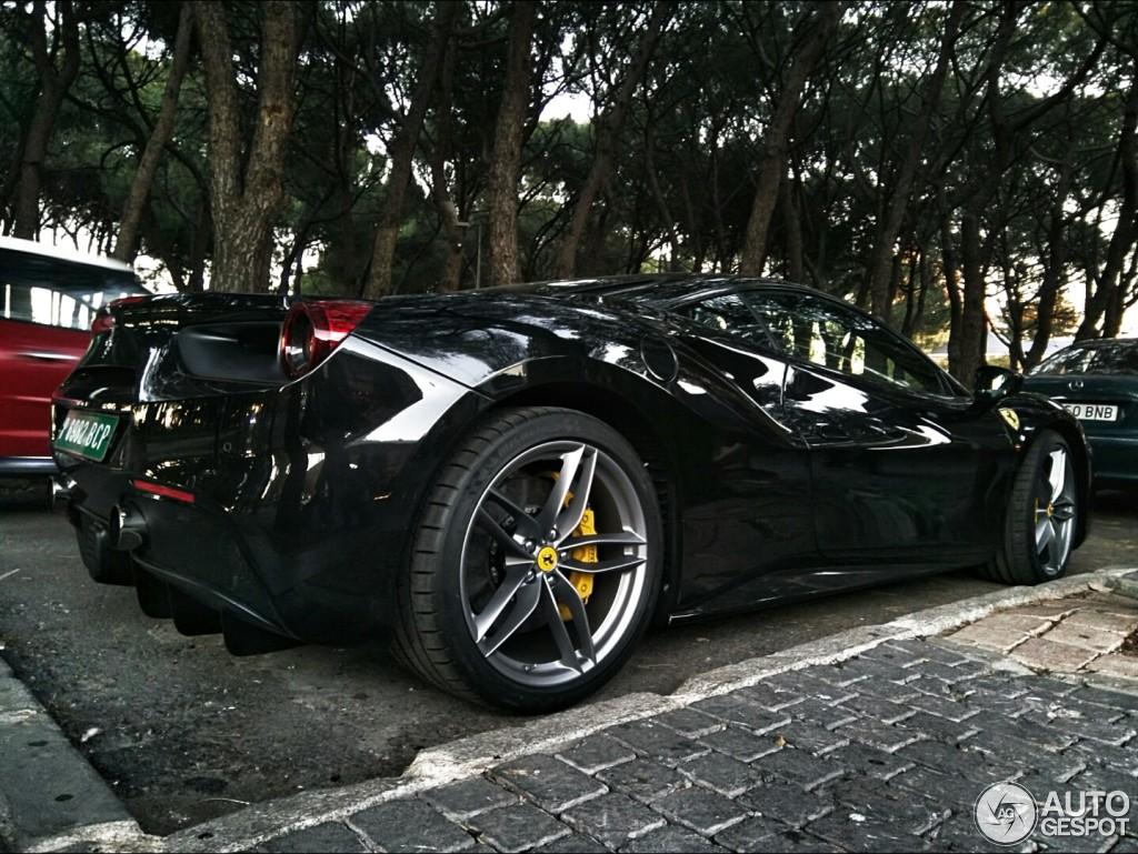 Ferrari 488 Gtb 7 December 2015 Autogespot