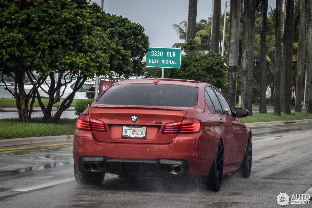 BMW M5 F10 2014 - 9 December 2015 - Autogespot
