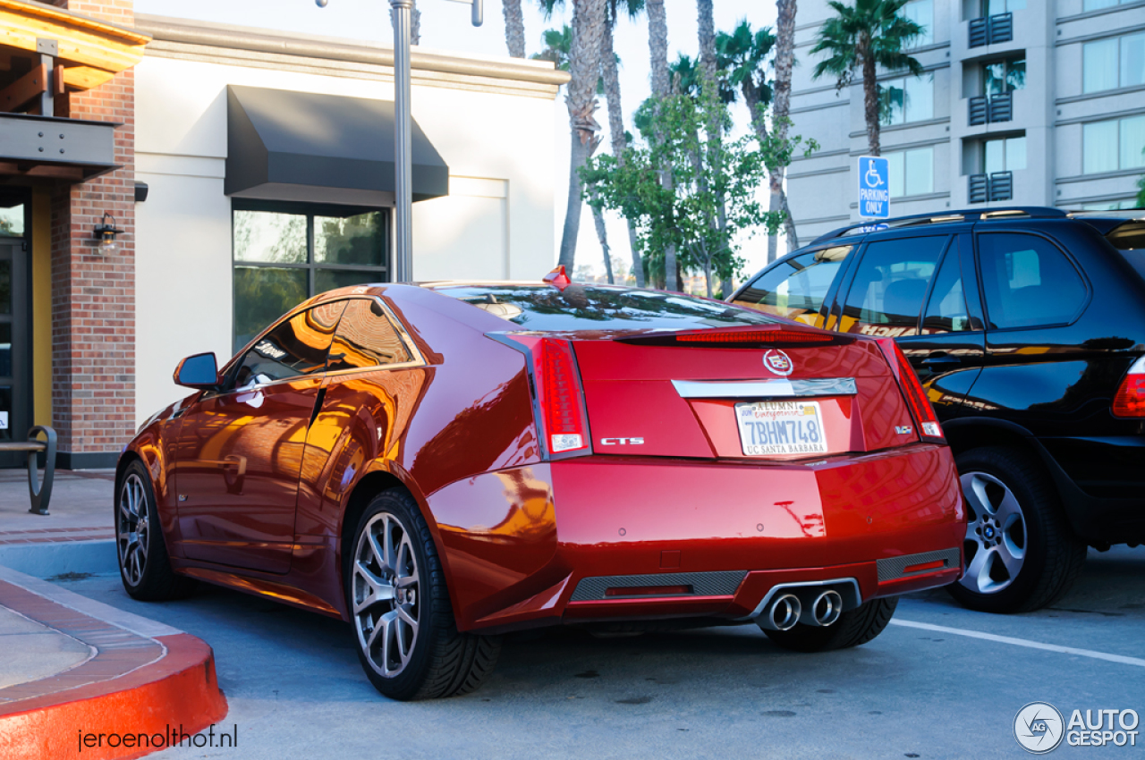 cadillac cts v coup 9 december 2015 autogespot. Black Bedroom Furniture Sets. Home Design Ideas