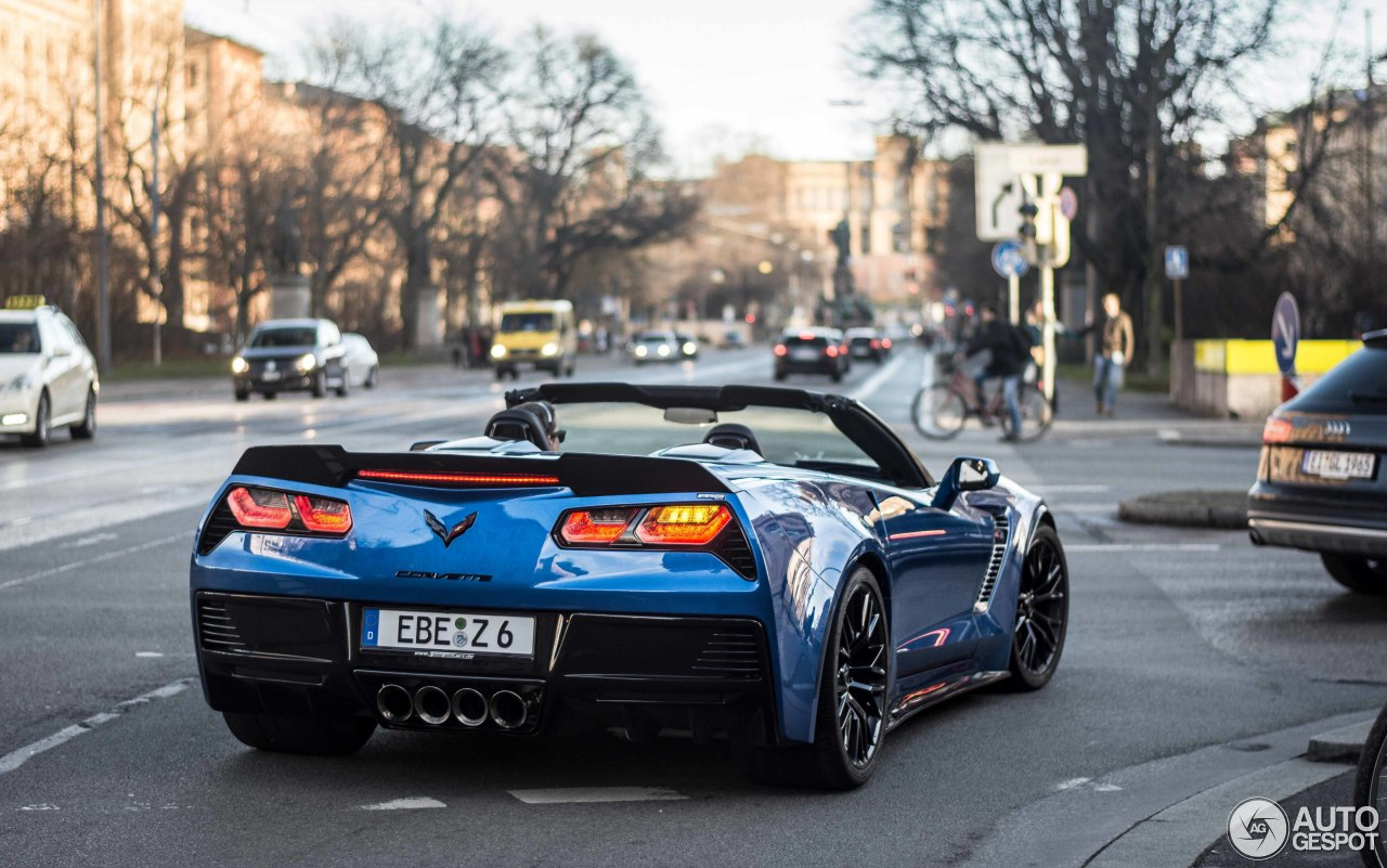 chevrolet corvette c7 z06 convertible 9 december 2015 autogespot. Black Bedroom Furniture Sets. Home Design Ideas