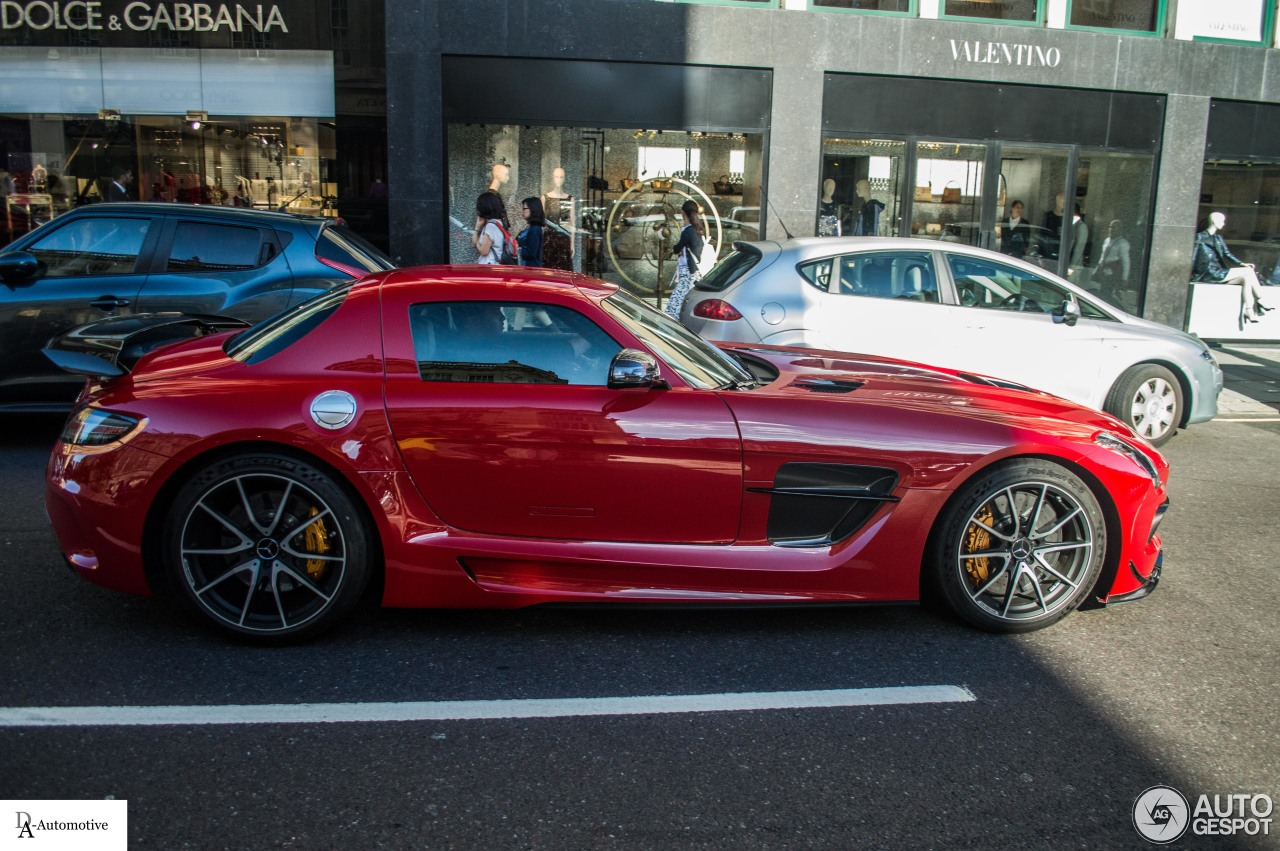Mercedes benz sls amg black series 9 december 2015 for 2015 mercedes benz sls amg