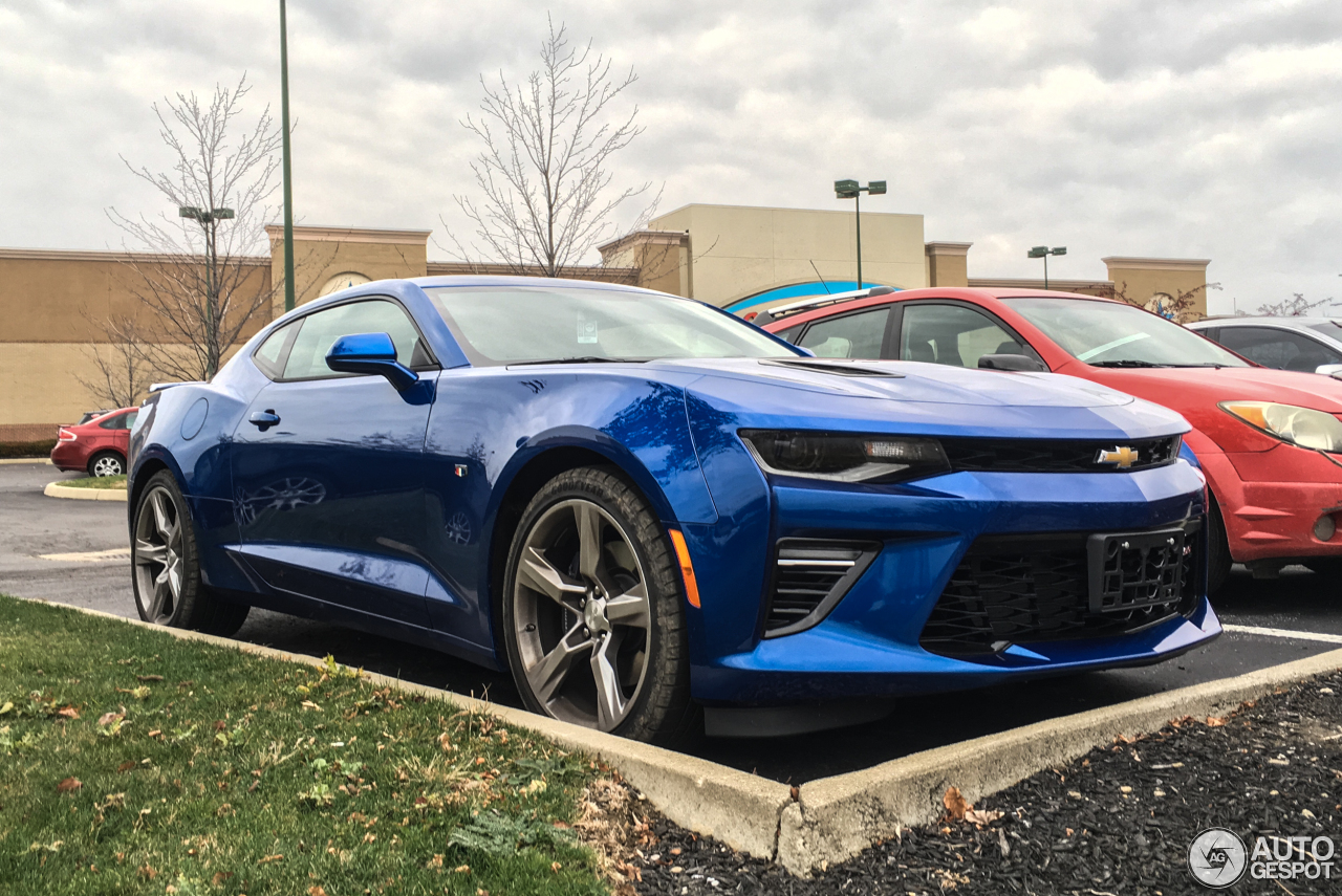 2017 Camaro Colors >> Chevrolet Camaro SS 2016 - 13 December 2015 - Autogespot