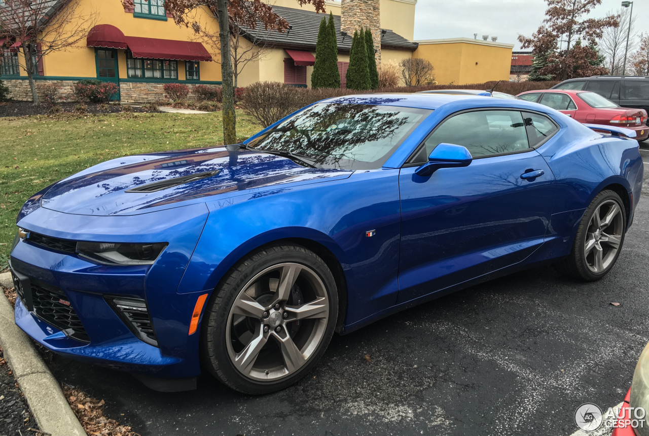 Chevrolet Camaro Ss 2016 13 December 2015 Autogespot