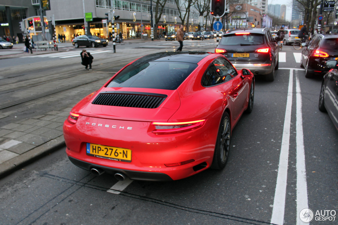 Porsche 991 Carrera S MkII  13 December 2015  Autogespot