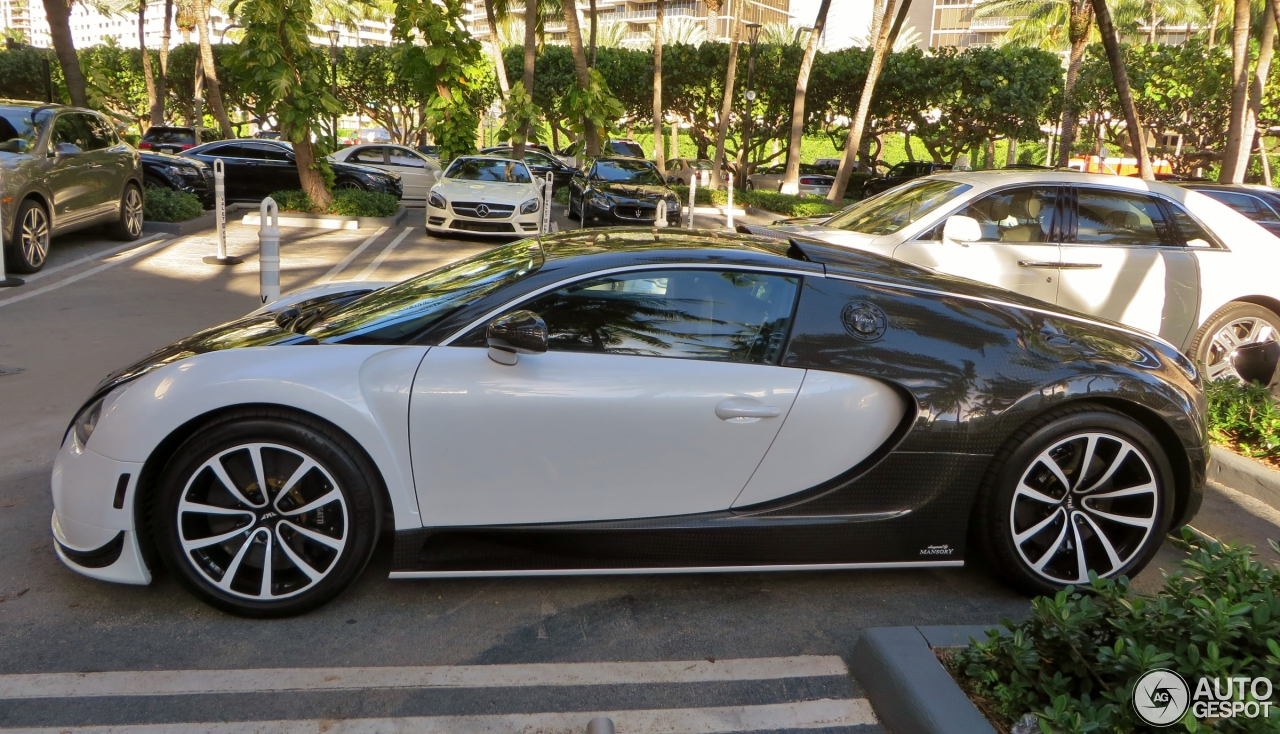 bugatti veyron 16 4 mansory vivere 15 december 2015 autogespot. Black Bedroom Furniture Sets. Home Design Ideas