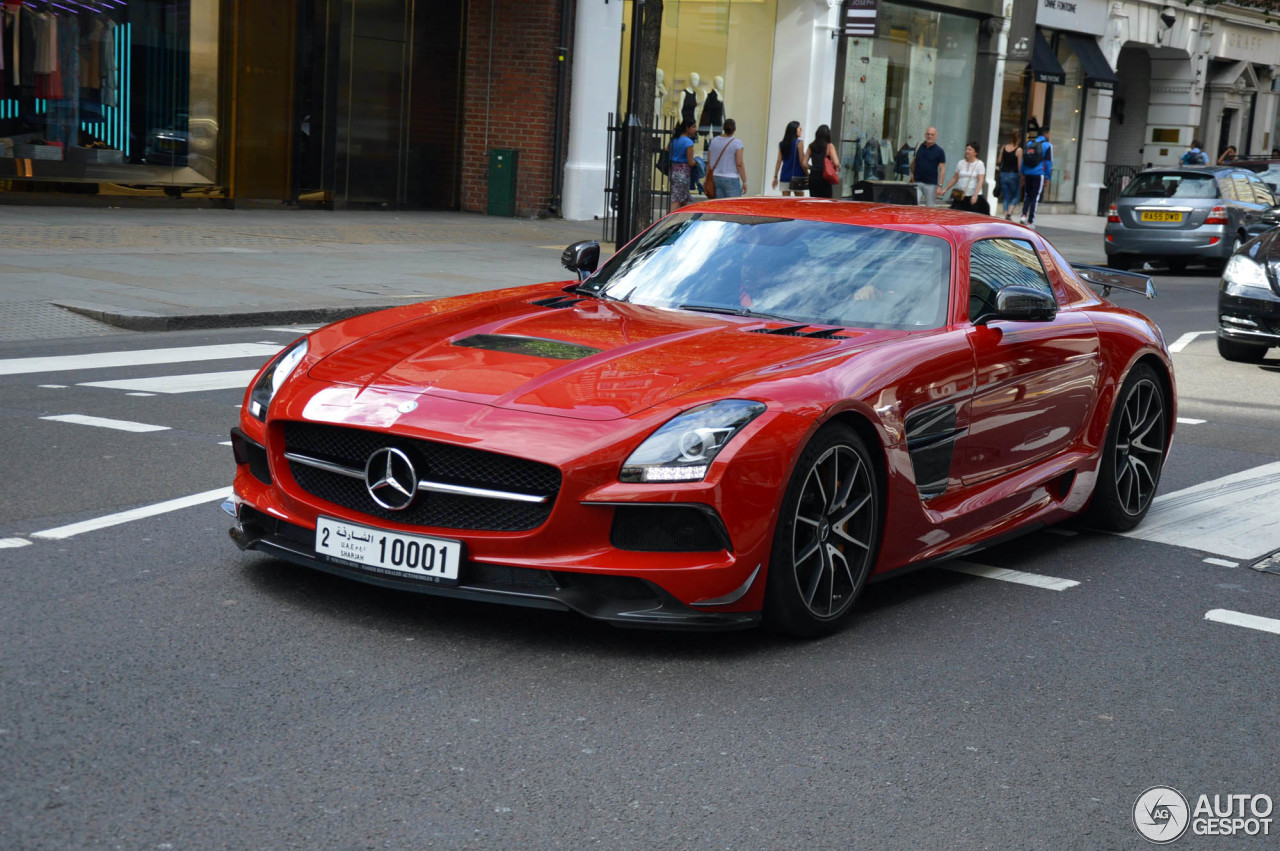 mercedes benz sls amg black series 15 december 2015 autogespot. Cars Review. Best American Auto & Cars Review