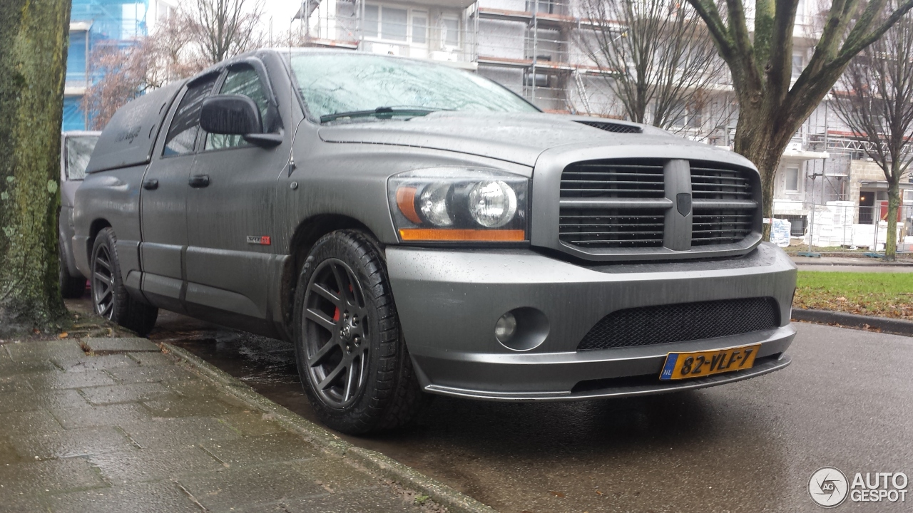 Dodge Ram Srt 10 Quad Cab Night Runner 16 December 2015