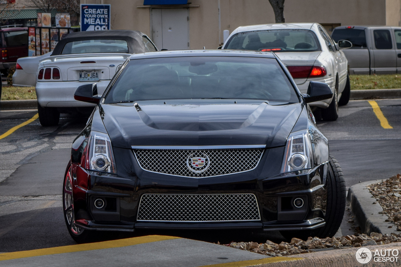 cadillac cts v coup 17 december 2015 autogespot. Black Bedroom Furniture Sets. Home Design Ideas