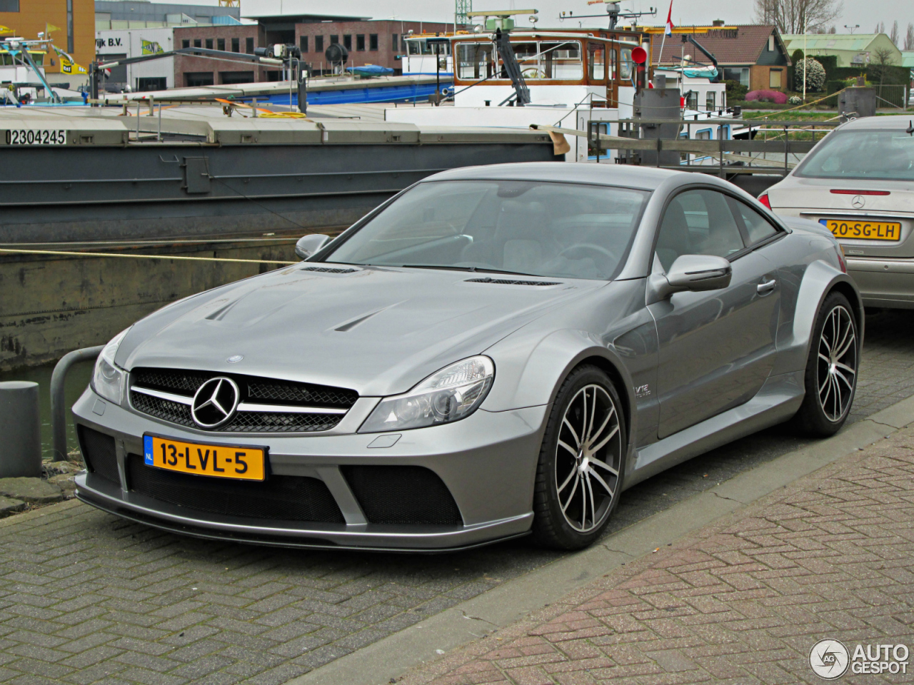 Mercedes benz sl 65 amg black series 18 december 2015 for Mercedes benz amg black