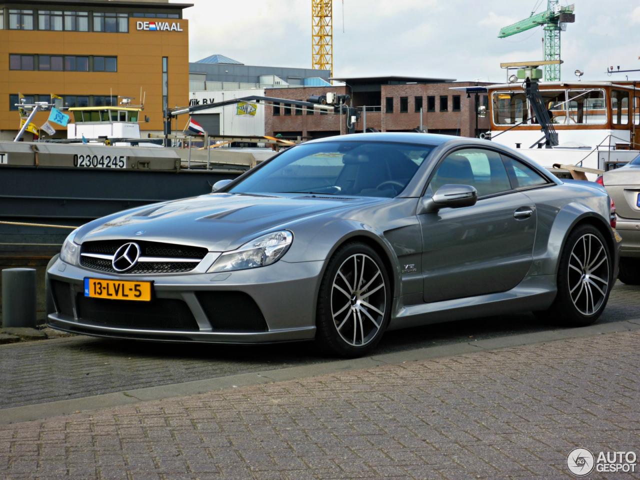 Mercedes benz sl 65 amg black series 18 december 2015 for Mercedes benz 5 series