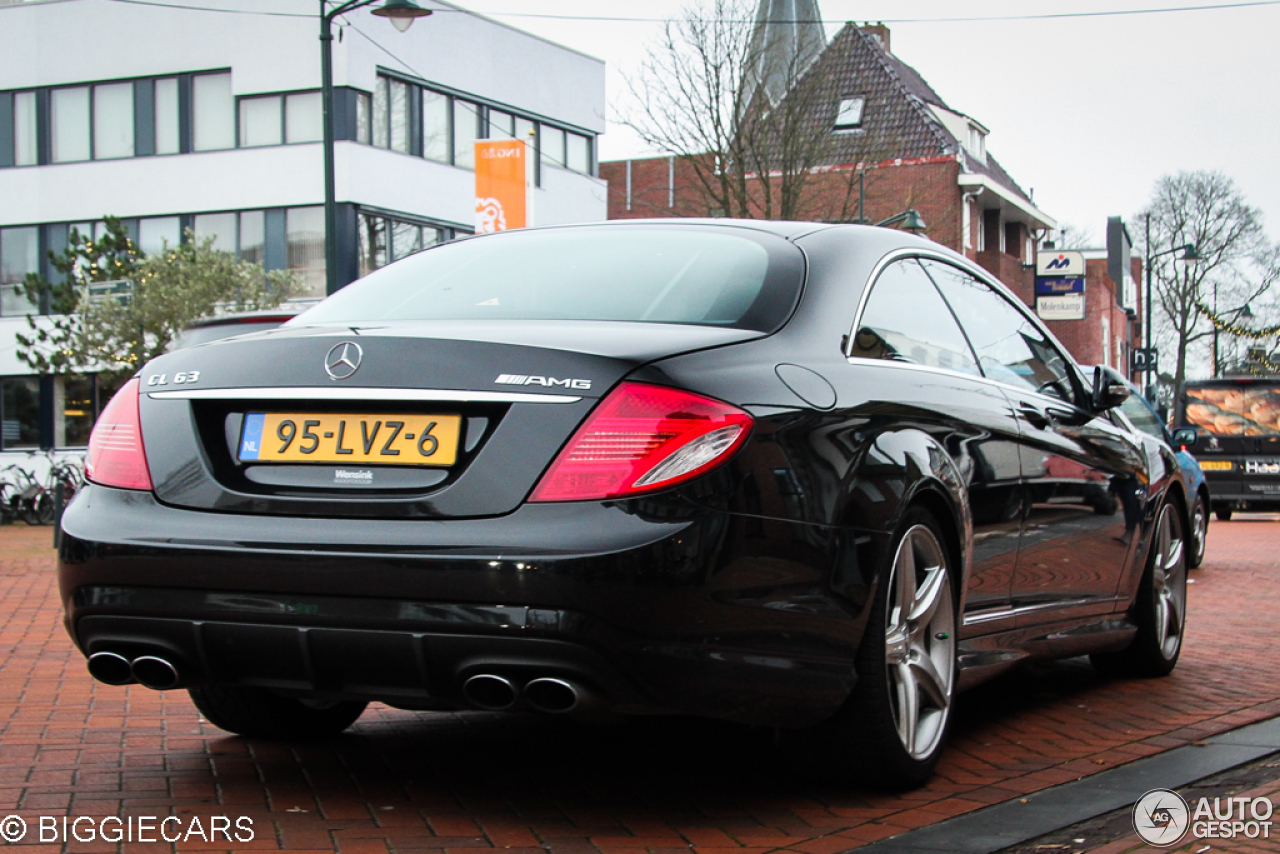 Mercedes benz cl 63 amg c216 19 dezember 2015 autogespot for Mercedes benz cl 63 amg price