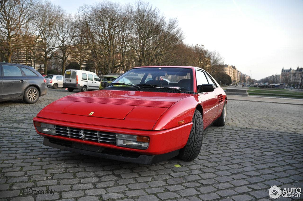 ferrari mondial t production numbers ferrari mondial t 25 april 2016 autogespot ferrari. Black Bedroom Furniture Sets. Home Design Ideas