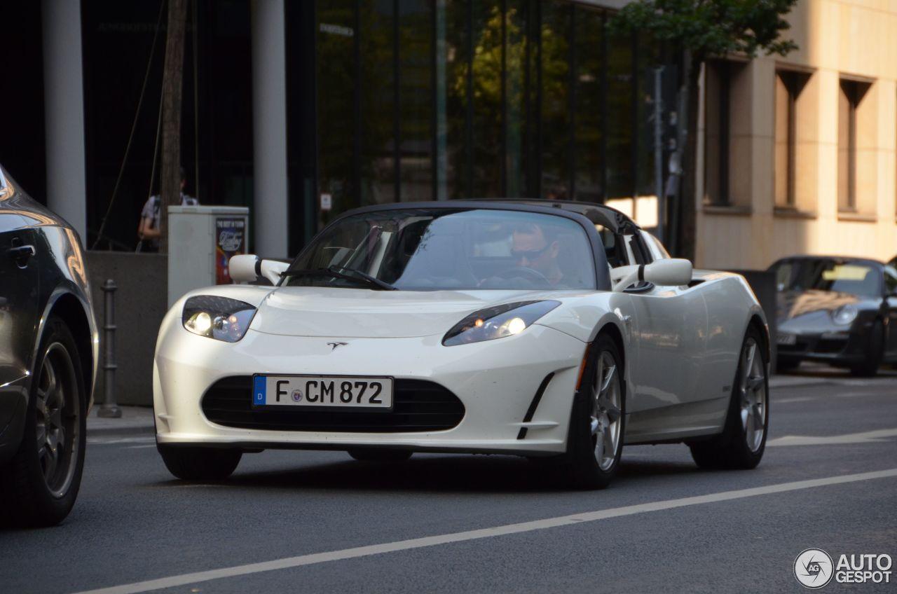 Tesla Motors Roadster Sport 2.5 1