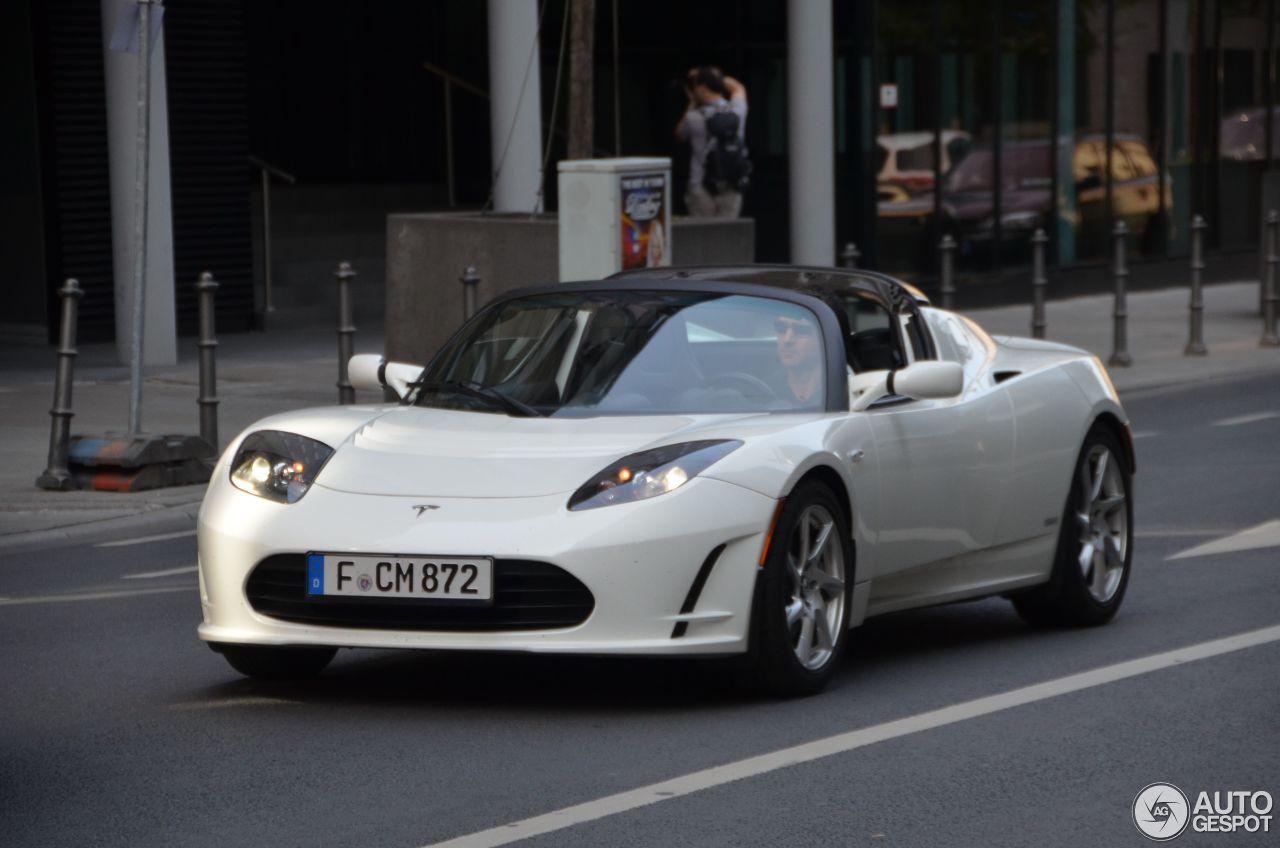 Tesla Motors Roadster Sport 2.5 2