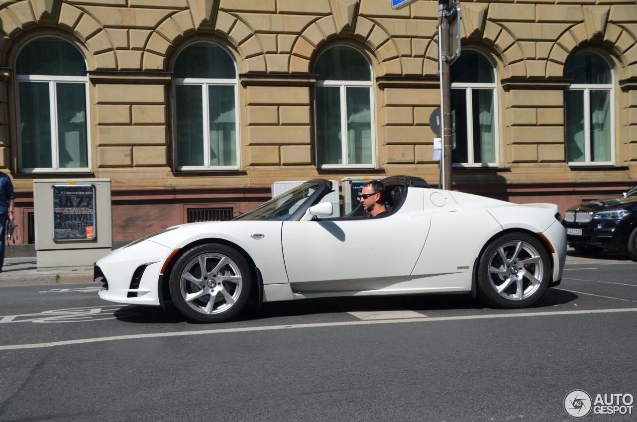 Tesla Motors Roadster Sport 2.5 3