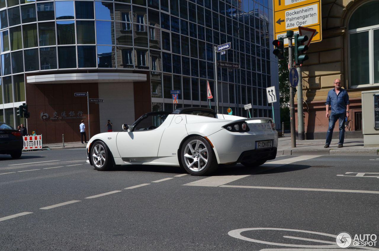 Tesla Motors Roadster Sport 2.5 4