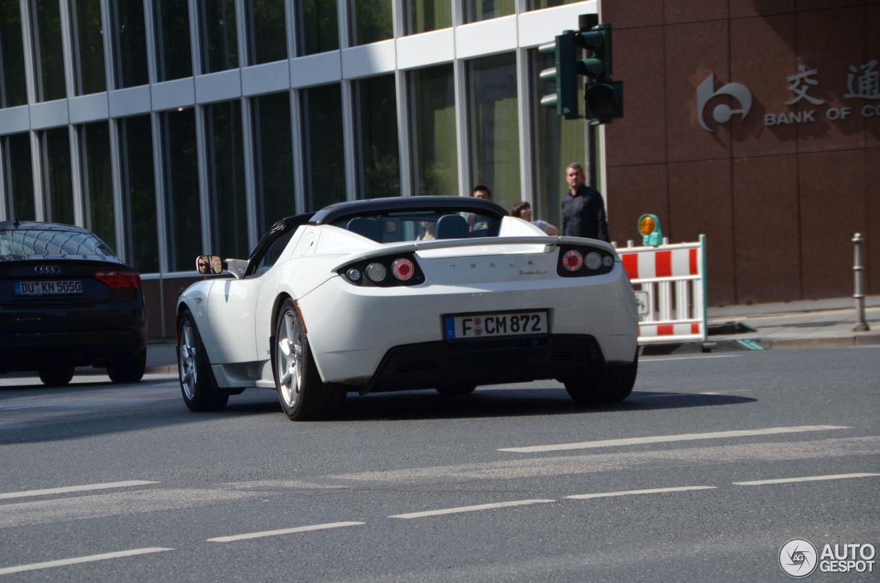 Tesla Motors Roadster Sport 2.5 5