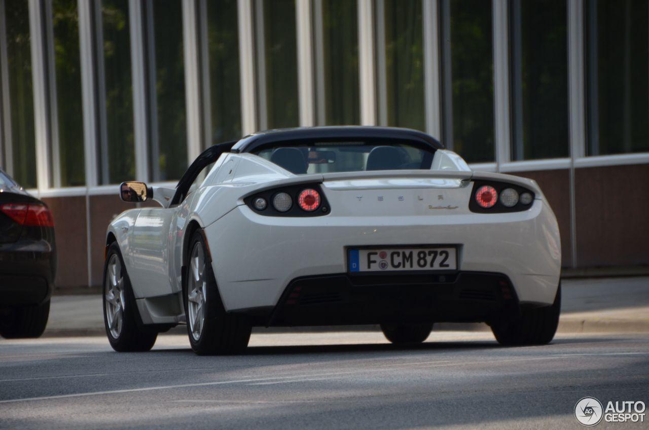Tesla Motors Roadster Sport 2.5 6