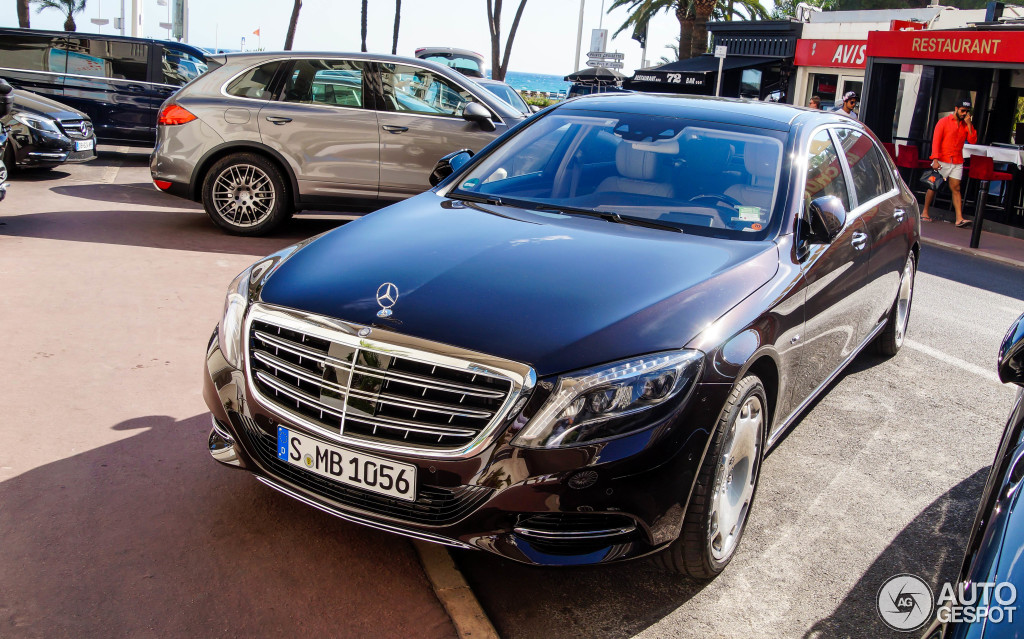 Mercedes maybach s600 22 december 2015 autogespot for 2006 mercedes benz s600 for sale